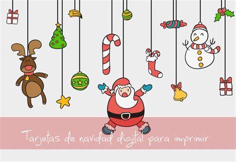 imagenes originales gratis tarjetas de navidad creando con joselyn