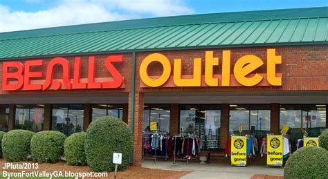 Outlet Stores by Byron Fort Valley Ga Restaurant Attorney Bank Dr Hospital Dept