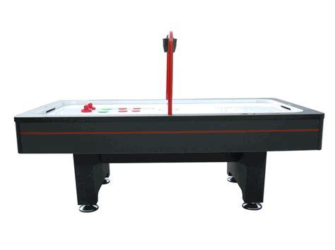 playcraft weston 2 arcade style air hockey table with