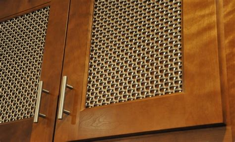 cabinet door mesh screen 187 whlmagazine door collections