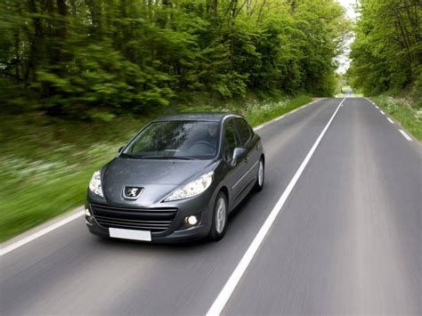 peugeot car valuation peugeot 207 hatchback review peugeot 207 pictures prices