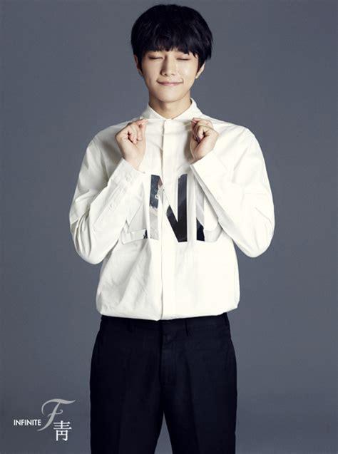 Infinite Sungjong Azure Korean Album twenty2 infinite f s quot azure quot 1st single album photo shoot fashion and
