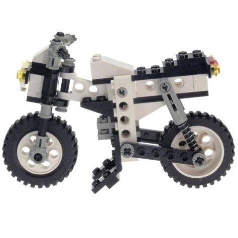 1 Zylinder Motorrad lego technic 8810 1 zylinder motorrad decotoys
