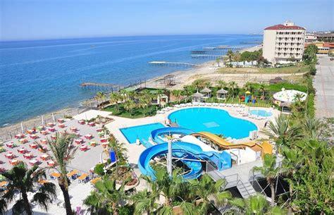 mirador hotel mirador resort alanya otelleri touristica