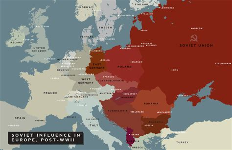 iron curtain in a sentence where is eastern europe and what countries are in it the