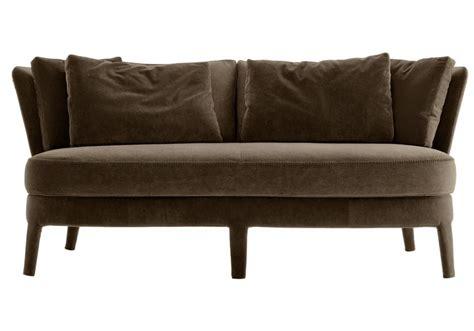 cuscino alto o basso febo divano con cuscino sedile alto maxalto milia shop