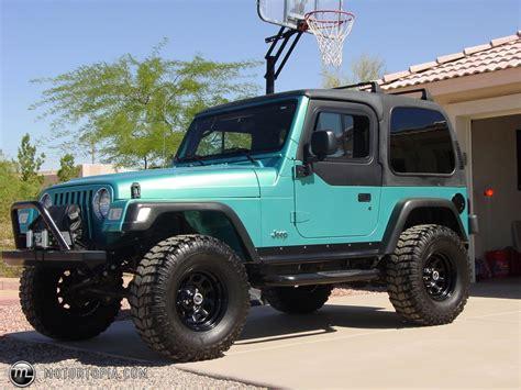jeep sahara blue blue customized jeep wranglers image 226