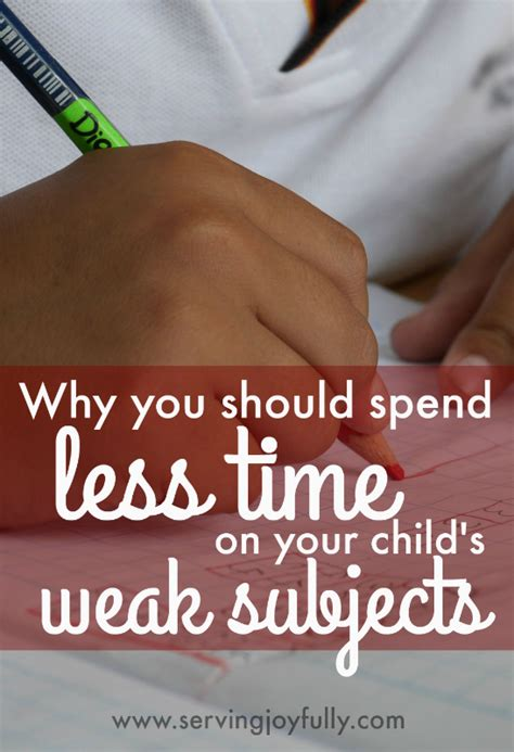 Why I Think You Should Spend 425 On A Sony Ps3 by Why You Should Spend Less Time On Your Child S Worst Subject