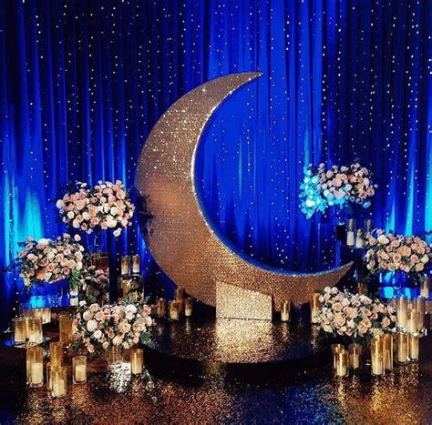 Wedding Backdrop Moon by Theme Wedding Ceremony Wedding Stage Photobooth