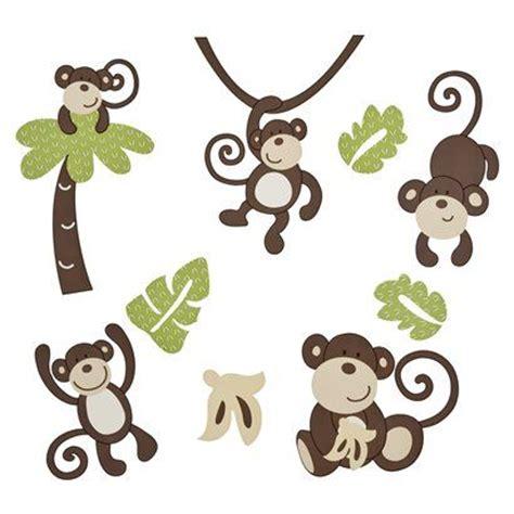 bathroom monkey monkey decals target 15 99 kid bathroom pinterest
