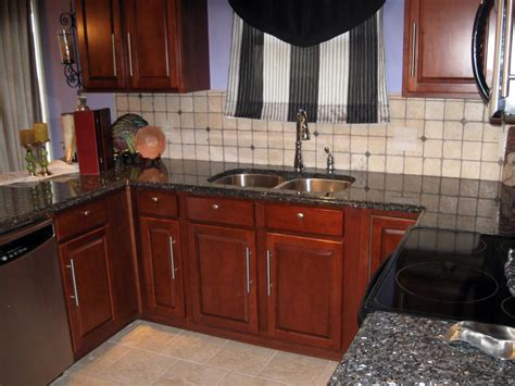 kitchen cabinets and granite countertops blue pearl granite white blue pearl granite installed design photos and reviews