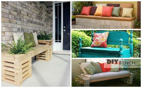 Gardening Club Ideas 20 Diy Garden Bench Ideas That Are Out Of The Ordinary Garden Club