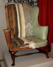 cross section of a wingback chair modhomeec