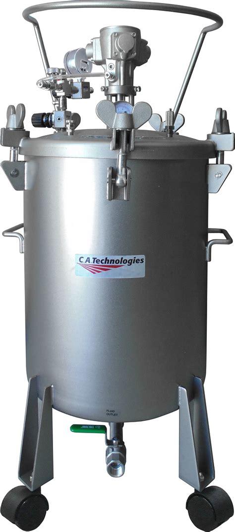 Pressure Nks c a technologies stainless steel pressure tanks
