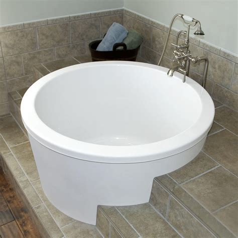 deep soaker bathtub deep soaking tubs to relax to the maximum the homy design
