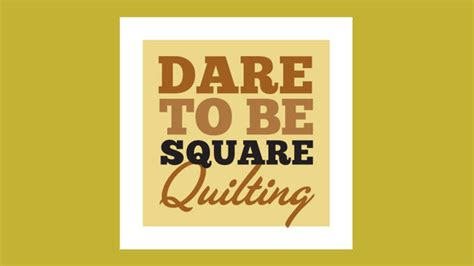 dare to be square dare to be square quilting by boo davis on vimeo