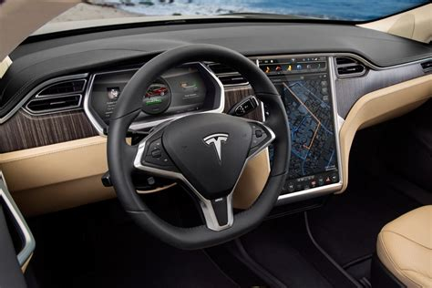 Tesla Cars Interior by Tesla Model S Is Now The Best Selling Luxury Car With An
