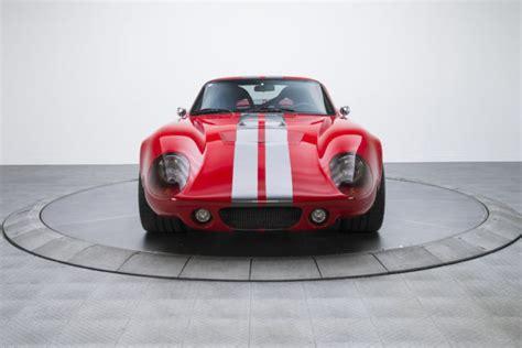classic ls shelby nc classic 1965 shelby cobra daytona 217 miles ferrari red