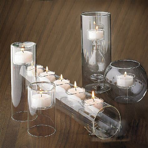 gold candle holders wedding home lighting design ideas
