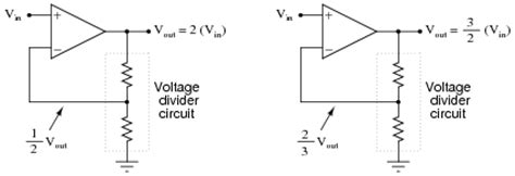 resistor divider op nonlinear op circuits analog integrated circuits worksheets