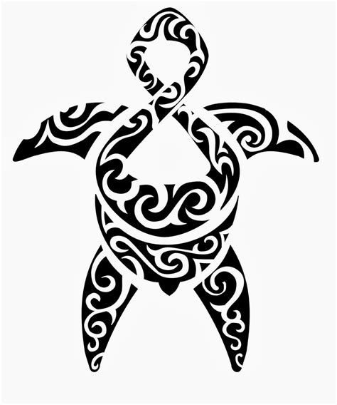 tribal turtle tattoo tattoos book 2510 free printable stencils turtle