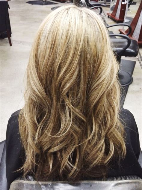 chunky highlights with a partial shave partial blonde highlights hairs pinterest blondes