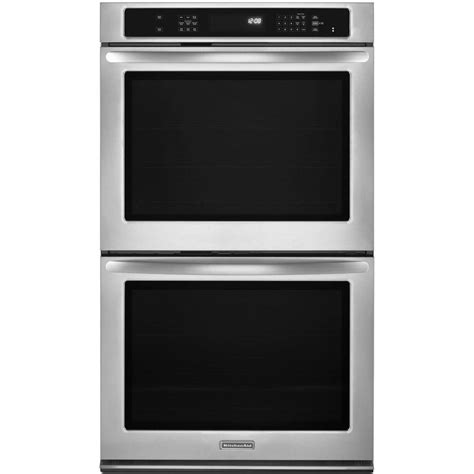 kitchenaid architect series ii 27 in double electric wall