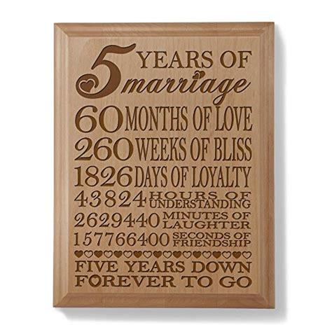 wood anniversary gift