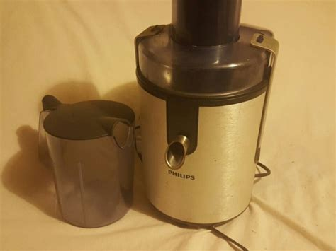 Juicer Philips 1861 philips hr 1861 whole fruit juicer aluminium for sale in