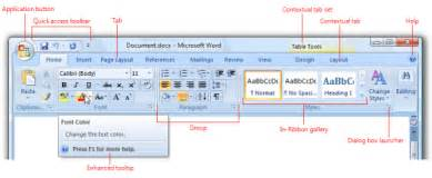 home page layout design view located on the ribbon is referred to as wpf office ribbon control teusje