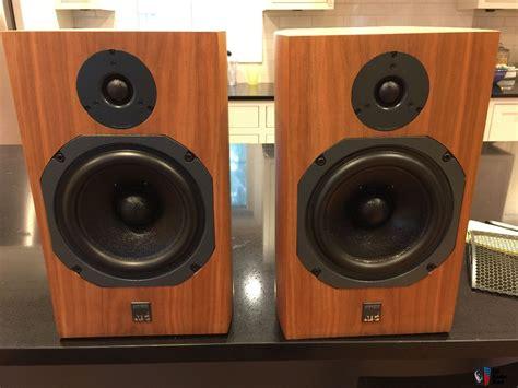 beautiful speakers atc scm11 v2 speakers cherry beautiful photo 1540361 us audio mart
