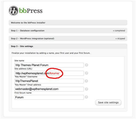 tutorial bbpress wordpress how to install bbpress on wordpress wp themes planet