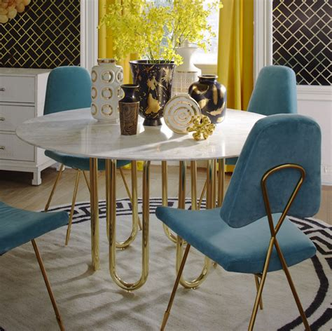 7 dining table 7 modern dining tables by jonathan adler