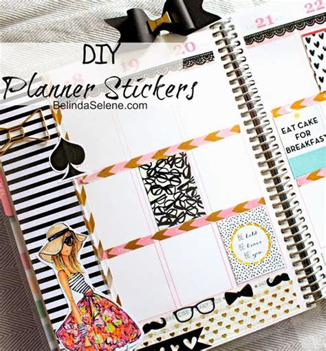 16 Free Planner Printables Erin Condren Planner Stickers Template