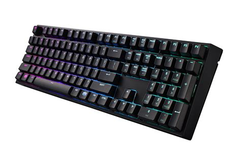 Cooler Master Masterkeys Pro S Rgb Gaming Keyboard Switch cooler master masterkeys pro l cherry mx brown rgb keyboard ban leong technologies limited