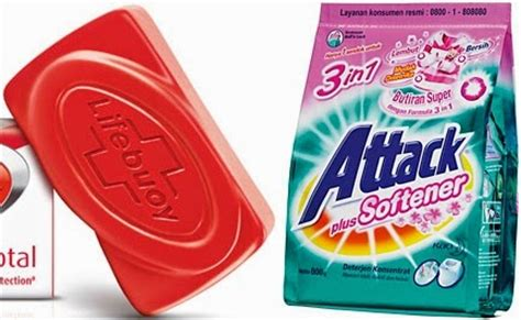 Sabun Gamas rumus kimia deterjen dan sabun