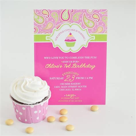 cupcake invitations template best photos of cupcake birthday invitation templates