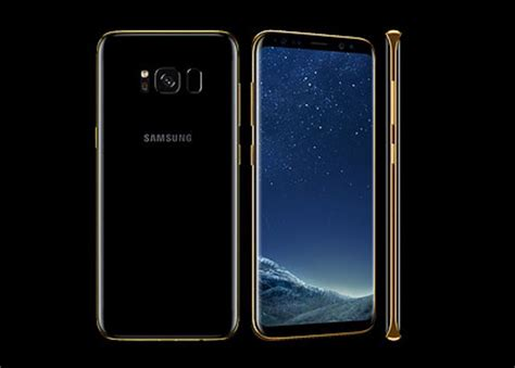 samsung galaxy s8 bersalut platinum dan emas ditawarkan