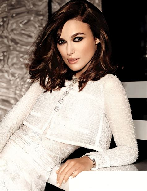 Keira Knightley Is The New Of Coco Mademoiselle by Keira Knightley Promoshoot For Chanel Coco Mademoiselle