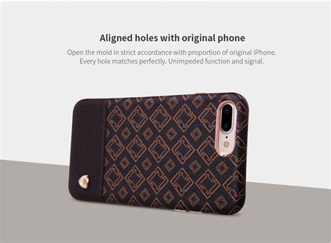 Soft Nillkin Oger Series For Iphone 7 nillkin oger series cover for apple iphone 7 plus