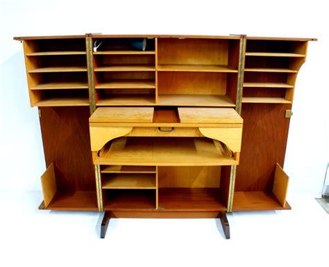 mid century fold out desk modern teak fold out desk mid century modern