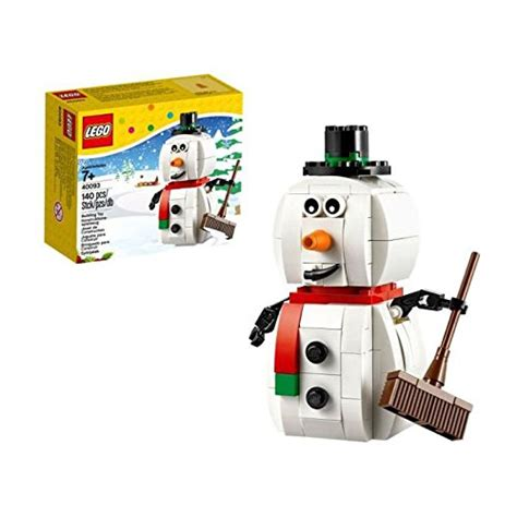 Lego 30197 Snowman Winter Polybag Creator lego snowman 40093 pet bed cat beds and beds on