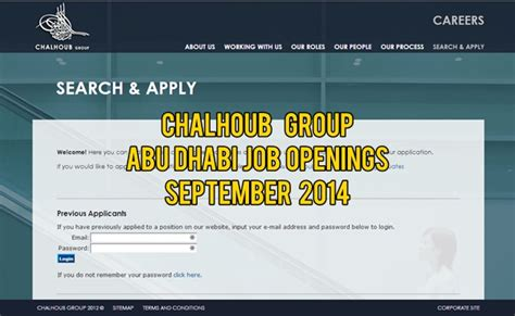 Gibs Mba Requirements by Chalhoub Abu Dhabi Openings September 2014 Abu