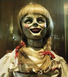 Tell City Chair Annabelle Doll Real Pictures Amp True Story The Conjuring