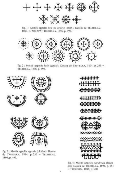 croatian traditional tattoo symbols modern 25 best ideas about croatian on glyphs