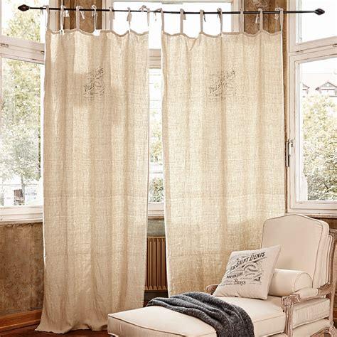 gardinen baumwolle transparent gardine st denis loberon