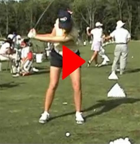 swing golf slow motion paula creamer slow motion swing http www powerchalk com