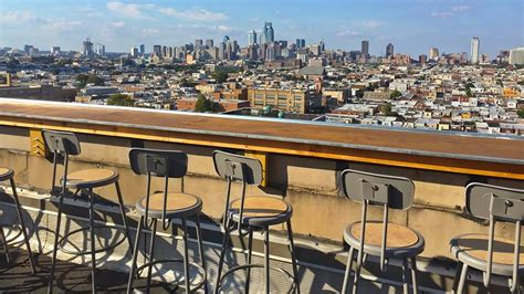 Top Bars Philadelphia by The Bok School S Rooftop Bar Is Back For Summer 2016