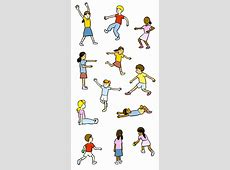 Denver Primary School - Physical Education Free Black And White Clip Art Letters