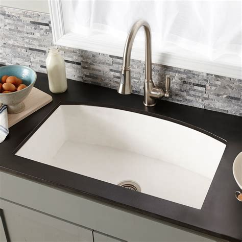24 inch apron sink 24 inch farmhouse sink highpoint collection 24inch single